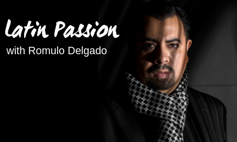 Latin Passion with Romulo Delgado